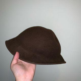 🚚 深咖啡 帽子