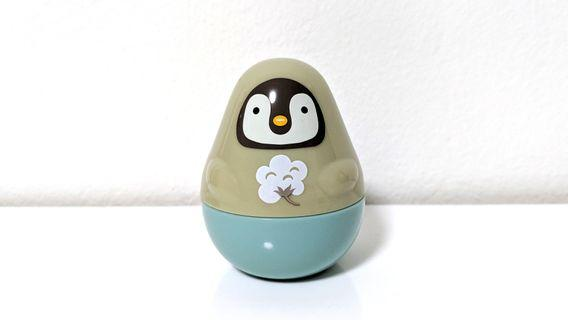 Cute Penguin Container
