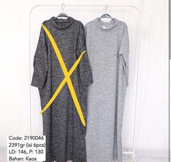 Gamis polos (NEW)