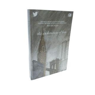 Novel The Architecture of Love