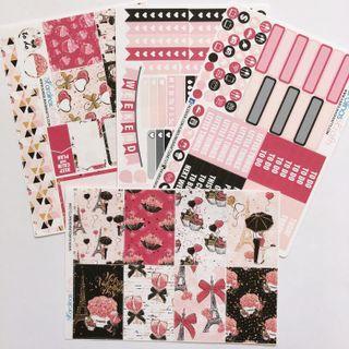 Planner Sticker Kit