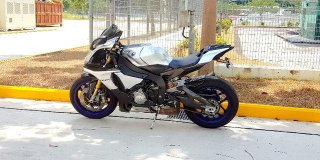 Yamaha R1M 2016