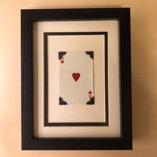 啤牌畫 裝飾 vintage playing cards