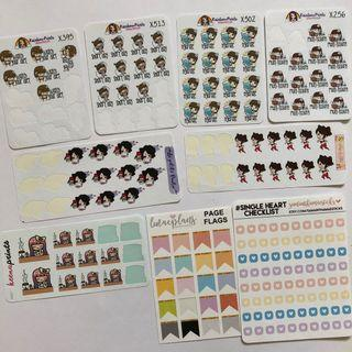 Assorted Planner Stickers