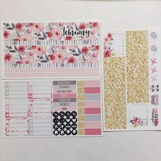 Hello Petite Paper Monthly Kit