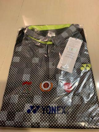 Yonex badminton tennis polo shirt