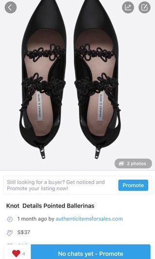 🚚 Sandals Charles&keith