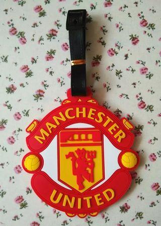 Man U Luggage Tag