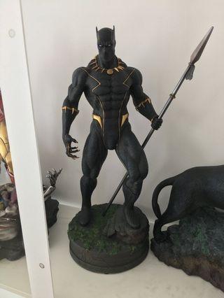 Custom fan art 1/4 Black Panther