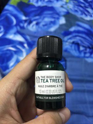 (reduced price) Body Shop Tea Tree Oil #JuneToGo