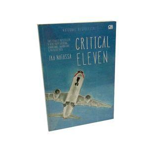 Novel Critical Eleven Original