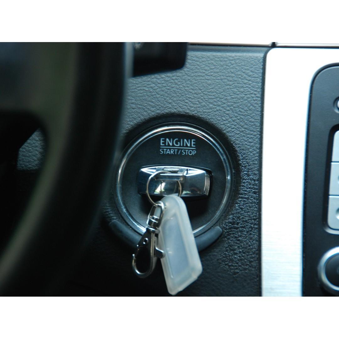 2007 福斯 PASSAT 原鈑件 認證車 改晶片250匹大馬力 改避震器鋁圈