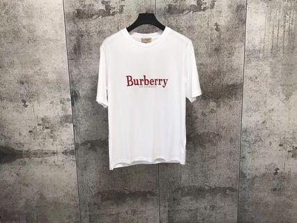 Burberry Red England London T-Shirt
