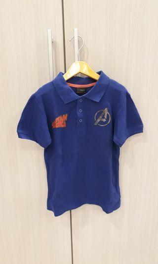 Avengers polo(NEXT)