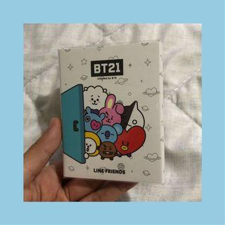 🌱 BT21 Official sticky memo 12 designs