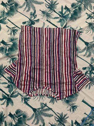 🚚 Pull&bear 條紋短袖