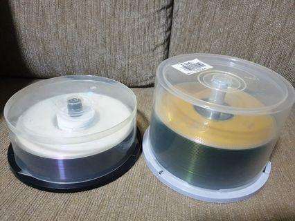 DVD-R and CD-R