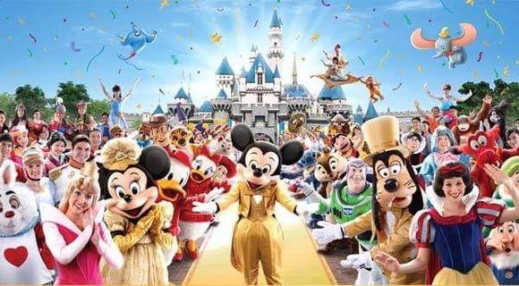 平徵 迪士尼 小童門票