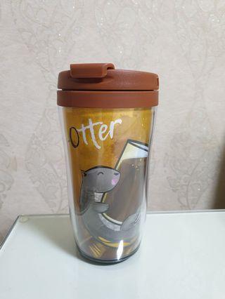 Milo Otter Design Tumbler