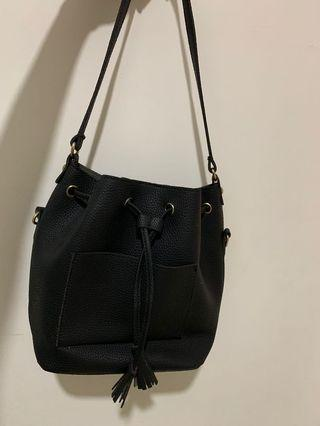 Mango black bag