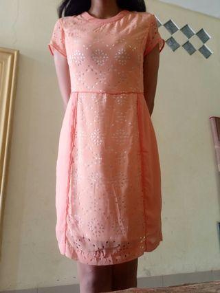 Pink Dress Cantik
