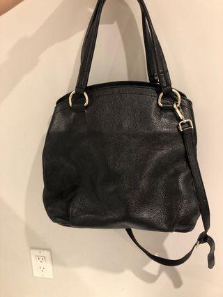 Danier Authentic large leather purse