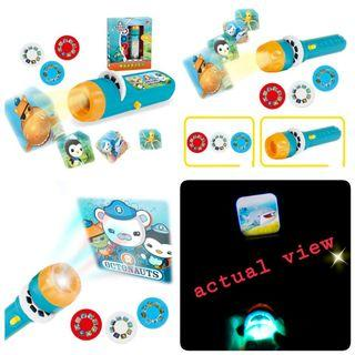 👍🏻Local stock -Children Kids Theater Projector Projection flashlight Educational projector Projector lamp Bedtime routine playtime bedtime activity