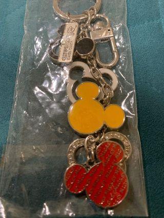 迪士尼可愛鑰匙圈