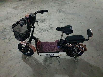 Escooter 48v