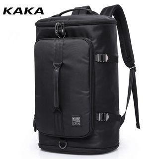 🔥IN STOCK🔥 Men's Travel Multifunctional Backpack Laptop Backpack Large Capacity #MRTJurongEast