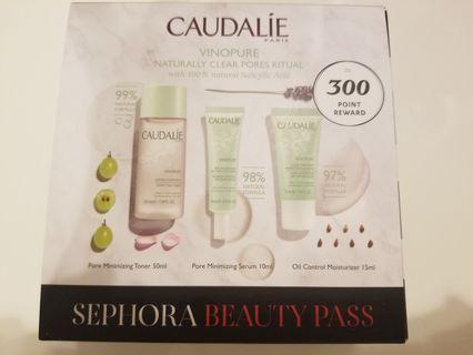 Caudalie Vinopure skin care set