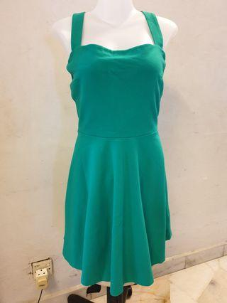 #Carouselland   Green Dress