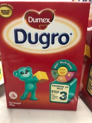 🚚 Dumex Dugro Step 3 Milk Powder