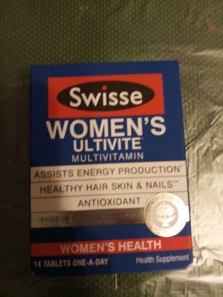 SWISSE 女性多元維他命