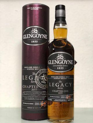 🚚 Glengoyne - Legacy Chapter One