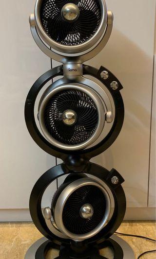 🚚 Iona 3 Way Air Circulator Fan