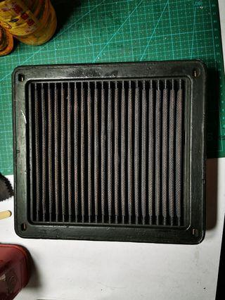 Original K&N air filter wira/satria 4g15