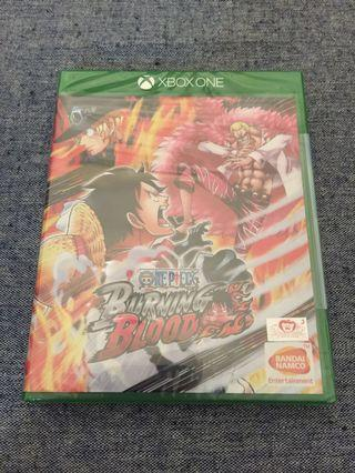 🚚 Xbox One Burning Blood