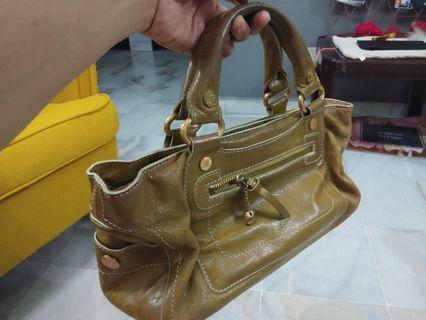Leather handbag for sale (Celine)