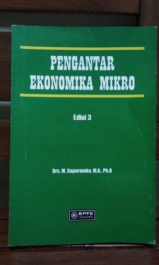 Pengantar ekonomika mikro