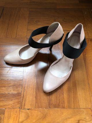 Vanessa Bruno Pink Heels