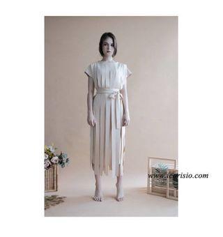 For rent: icorisio dress nude