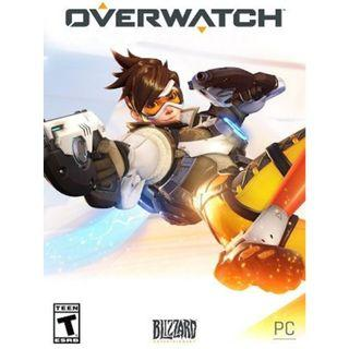 Overwatch for PC Brand New Game Activation Code Worldwide