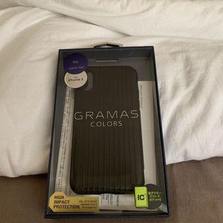 Gramas Rib Hybrid Case iPhone X XS Rimowa