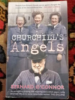 Churchill's Angels #MGAG101