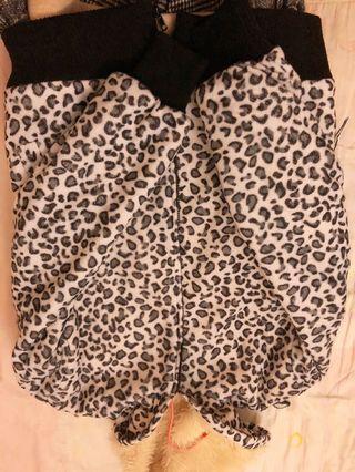 豹紋外套(很溫暖