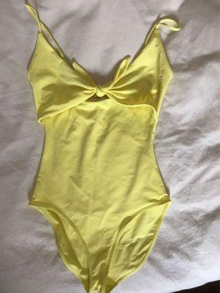 Aritzia Wilfred Noé bodysuit / bathing suit