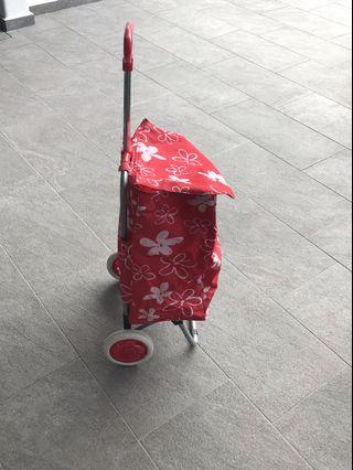 Marketing Trolley for sale @$13