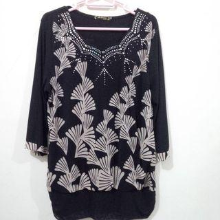 Blouse Glamour Bling bling PRELOVED like NEW