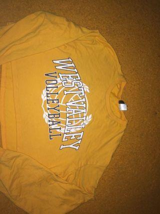 Sweater crop H&M
